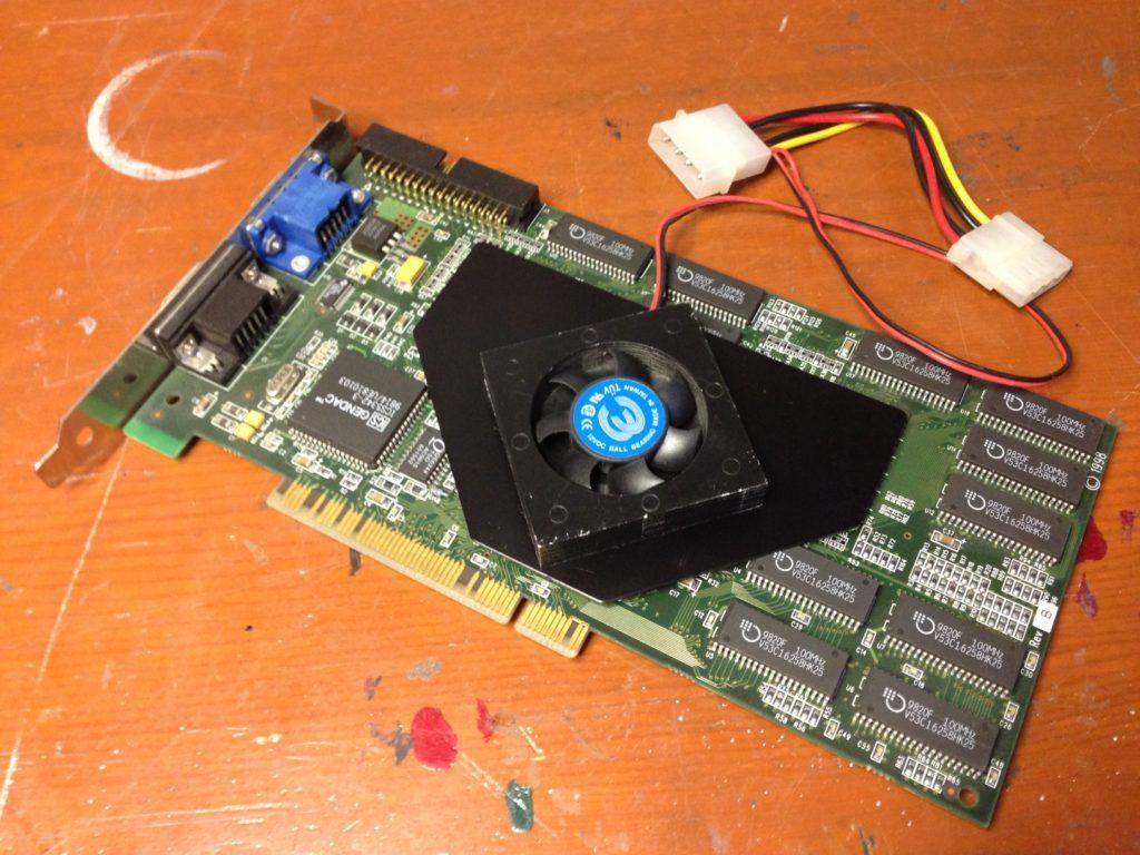 3dfx Voodoo2 TennMax cooler
