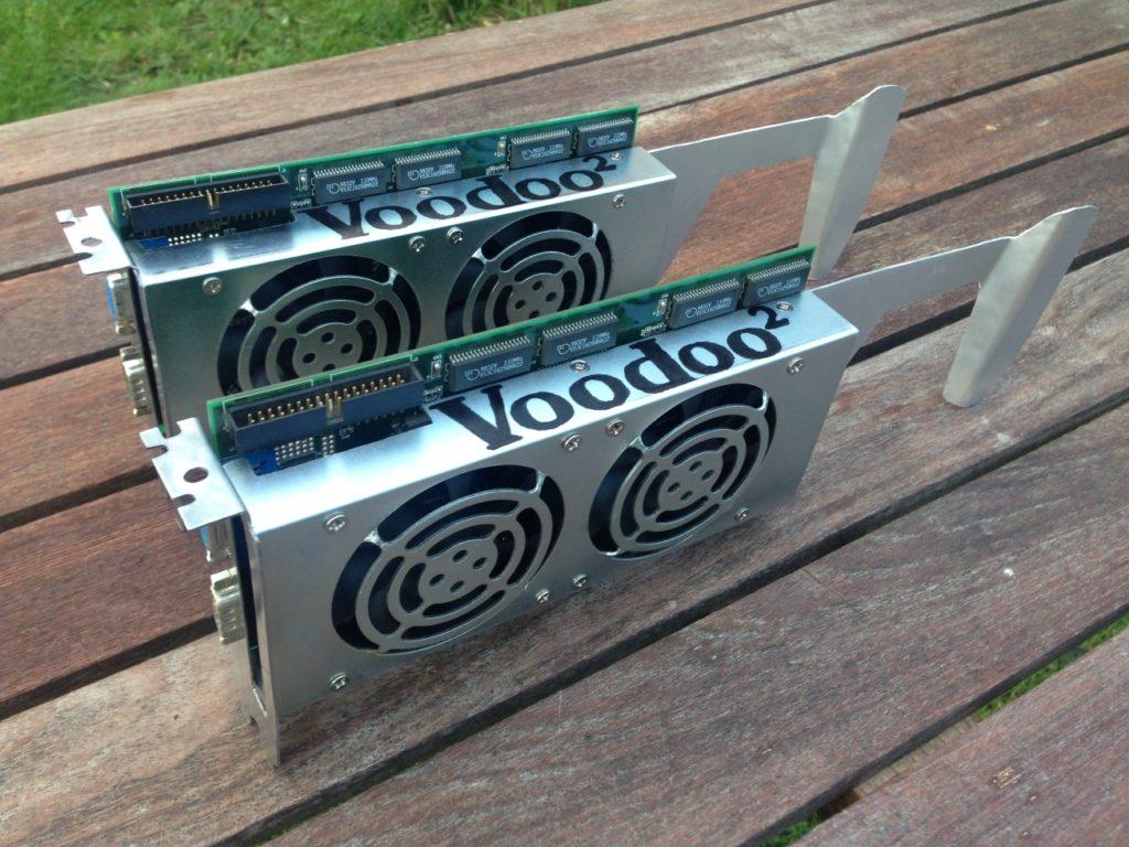 3dfx voodoo 2 extreme cooling mod