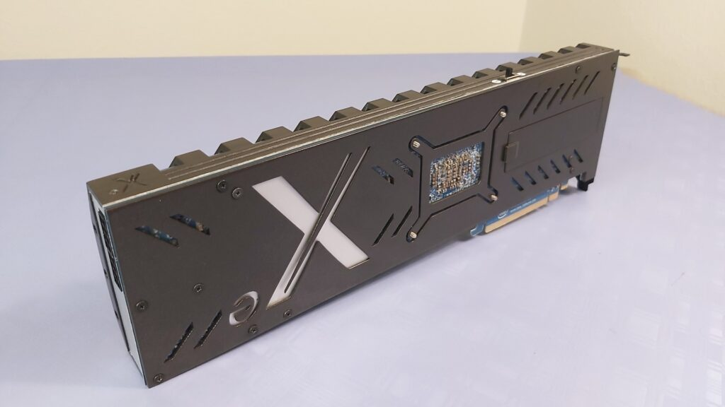 Intel Xe GPU Eiffel 6500 Graphics Card